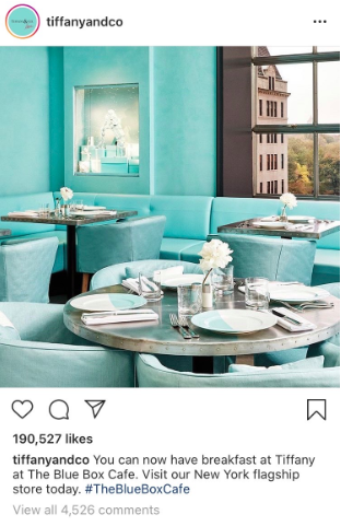 Tiffany and Co - How to Create the Ultimate Shopping Experience In-Store and Online - Accumula Blog